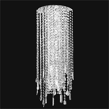 Glow Lighting Divine Ice 6-Light Wall Sconce