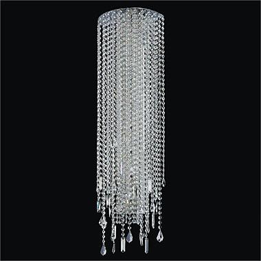 Glow Lighting Divine Ice 8-Light Wall Sconce