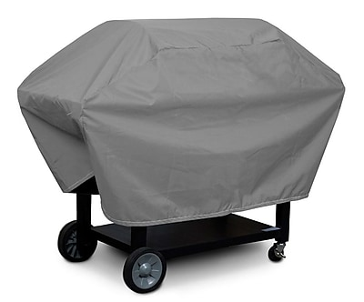 KoverRoos Weathermax Large Barbecue Cover; Grey