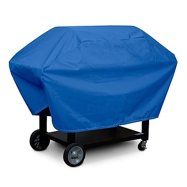 KoverRoos Weathermax Large Barbecue Cover; Pacific Blue