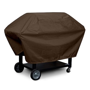 KoverRoos Weathermax X-Large Barbecue Cover; Chocolate