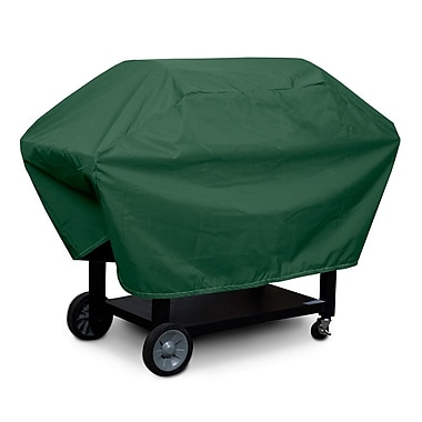 KoverRoos Weathermax Large Barbecue Cover; Forest Green