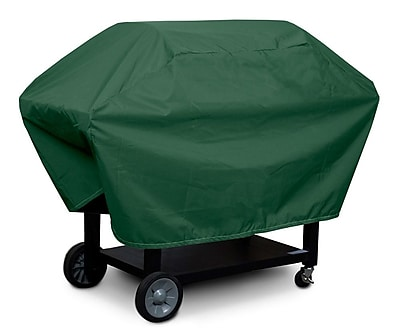 KoverRoos Weathermax Medium Barbecue Cover; Forest Green