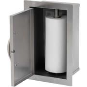CalFlame 10.5'' BBQ Built-In Paper Towel Storage Bin