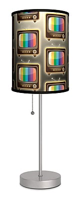 Lamp-In-A-Box TV 20'' Table Lamp