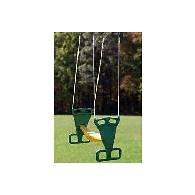 Creative Playthings Back to Back Glider w/ Rope