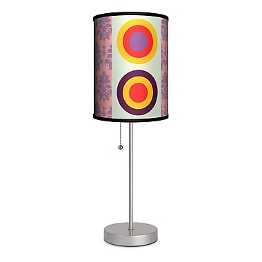 Lamp-In-A-Box Artist Ruben Esparza ''Barroco Moderno'' 20'' Table Lamp