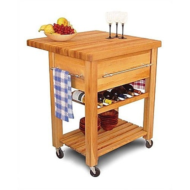 Catskill Craftsmen Grand Workcenter Kitchen Cart