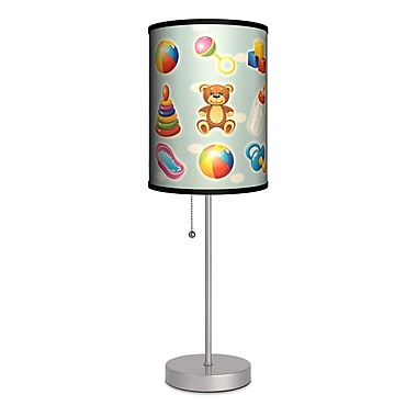 Lamp-In-A-Box Special Occasion 20'' Table Lamp