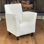 Home Loft Concepts Lawson Armchair; Off White