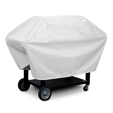 KoverRoos Supersize Barbecue Cover; White