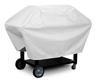 KoverRoos Weathermax Supersize Barbecue Cover; White