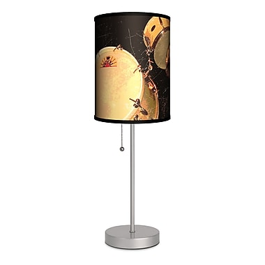 Lamp-In-A-Box Music 20'' Table Lamp