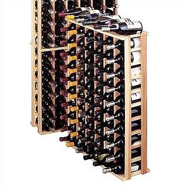 Wine Cellar Country Pine 66 Bottle Floor Wine Rack