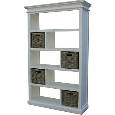 Infinita Corporation Halifax Cube Unit Bookcase