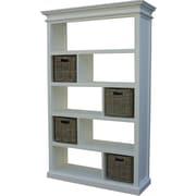 Infinita Corporation Halifax 75'' Cube Unit Bookcase