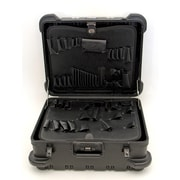 Platt Military Type Super-Size Tool Case; Black
