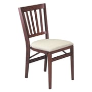 Stakmore Schoolhouse Side Chair (Set of 2); Cherry