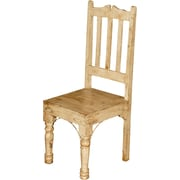 AA Importing Rustic Side Chair
