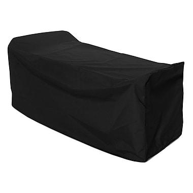 KoverRoos Weathermax Cart Cover; Black