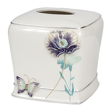 Creative Bath Garden Gate Tissue Box Cover
