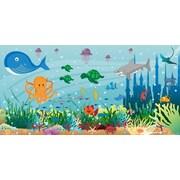 Mona Melisa Designs Ocean Boy Hanging Wall Mural