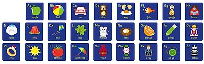 Kalokids Alphabet Kids Rug (Set of 26)