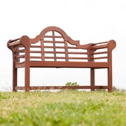 Wildon Home   Stetson Oiled Hardwood Bench