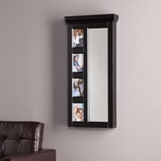 Wildon Home   Reagan Photo Jewelry Mirror