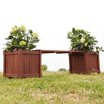 Wildon Home Square Planter Box