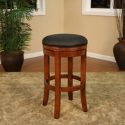American Heritage Winston 30'' Swivel Bar Stool