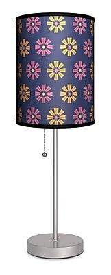 Lamp-In-A-Box Decor Art Flower 20'' Table Lamp