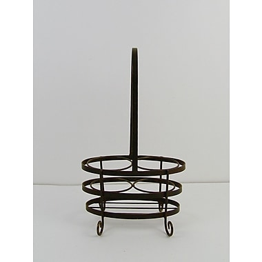 Firefly Home Collection 2 Bottle Tabletop Wine Rack