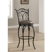 American Heritage Solana 26'' Swivel Bar Stool