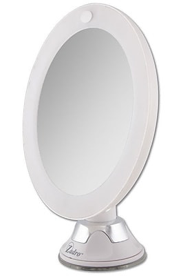 Zadro LED Lighted Z'Swivel Power Suction Cup Mirror WYF078276977441