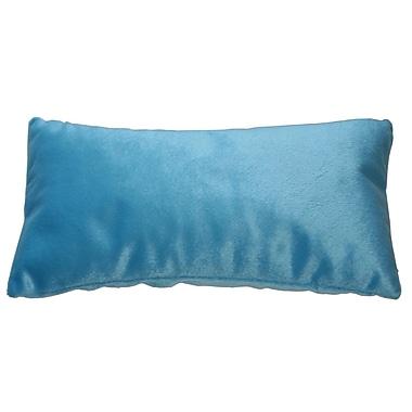 Deluxe Comfort Luxury Bath Pillow; Blue