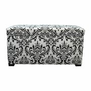 Sole Designs Angela Traditions Storage Bedroom Bench