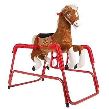 Rockin' Rider Lucky Spring Rocking Horse