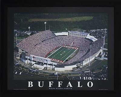 Decor Therapy Buffalo Football Photographic Print