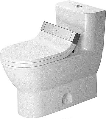 Duravit Darling New 1.28 GPF Elongated One-Piece Toilet