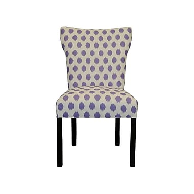 Sole Designs Bella Side Chair (Set of 2); Jojo Thistle