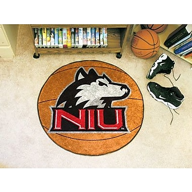 FANMATS NCAA Northern Illinois University Basketball Mat