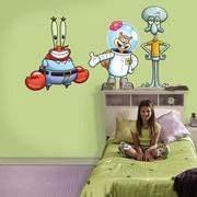 Fathead Nickelodeon SpongeBob SquarePants Friends Wall Decal
