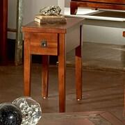 Brady Furniture Industries Logan Square End Table