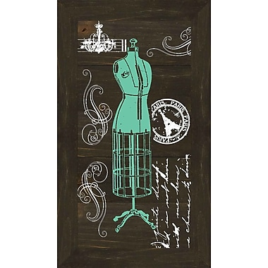 PTM Images Dressmakers Framed Graphic Art