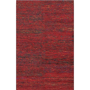 AMER Rugs Chic Red Rug; 8' x 10'