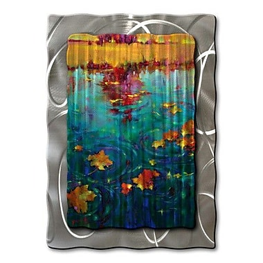 All My Walls 'Passage' by Donna Young Painting Print Plaque