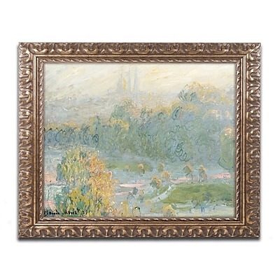 Trademark Global Monet 'The Tuileries' 16