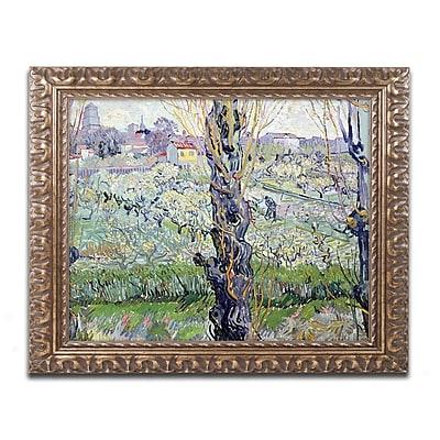 Trademark Global van Gogh 'View of Arles' 16