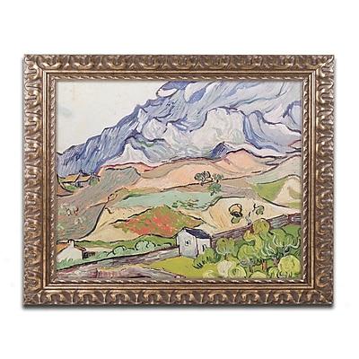 Trademark Global van Gogh 'The Alpilles' 16